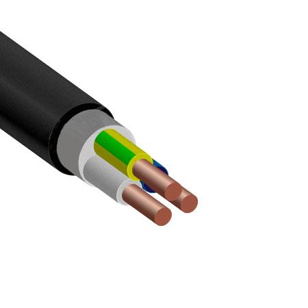 Купить кабель ВВГнг LS 3х2,5 крупным оптом