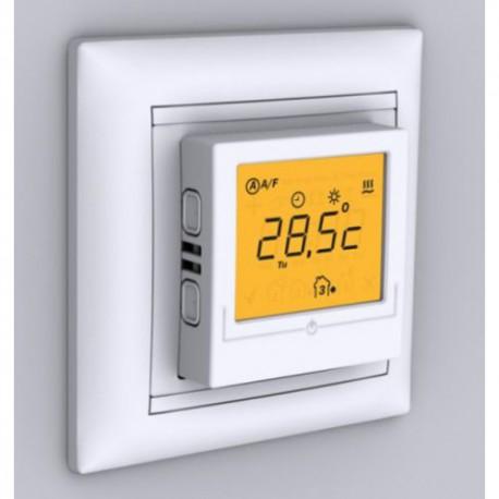 Терморегулятор электронный программируемый Eratherm GV-780 белый