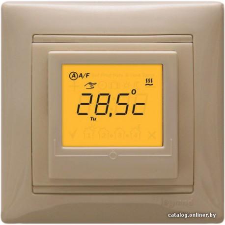 Терморегулятор электронный программируемый Eratherm GV-780 крем