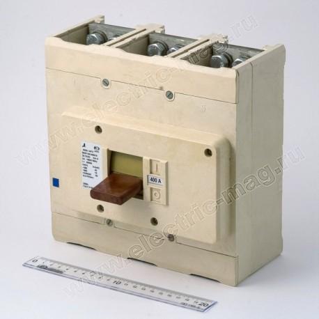 Выключатель автоматический ВА 57 39 400А