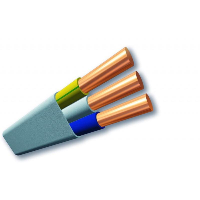 кабель силовой ввгнг ф ды 3х4 цена