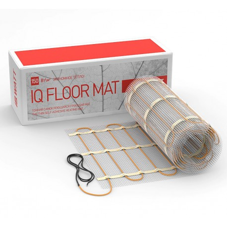 Греющий мат IQ FLOOR MAT - 3,0м2 450Вт