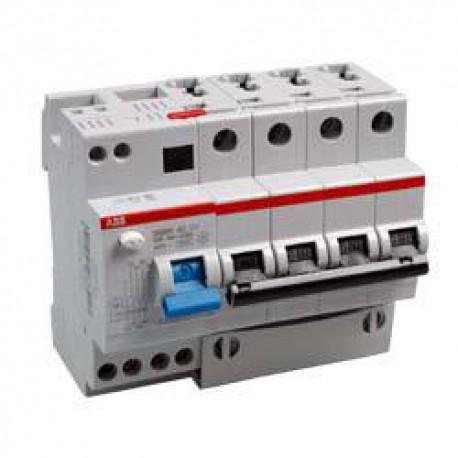 Дифференциальный автомат ABB 10А 30ма (DS204)