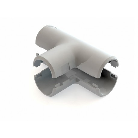 Тройник ПВХ 16 мм
